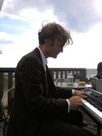 Musiker + Pianist Andreas Bösch